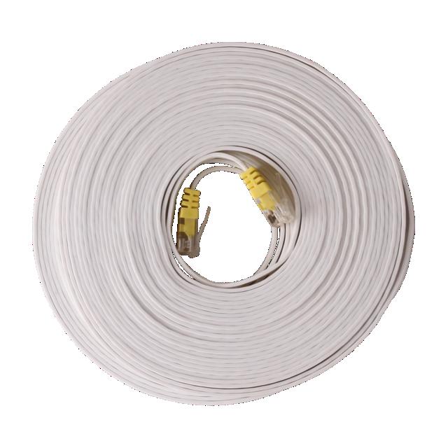 Genoeg Ethernet-Kabel, 15m, weiss   Swisscom TR52