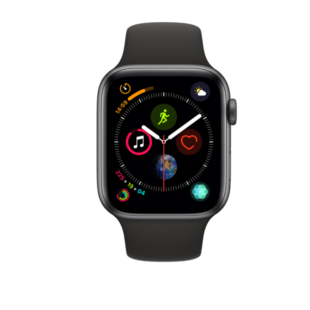 1cce2cf858de02 Apple Watch Series 4 aluminium   Swisscom